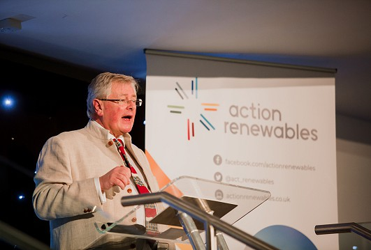 Action Renewables Christmas Event