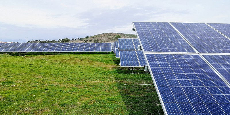 What's the latest with solar farms in Northern Ireland?